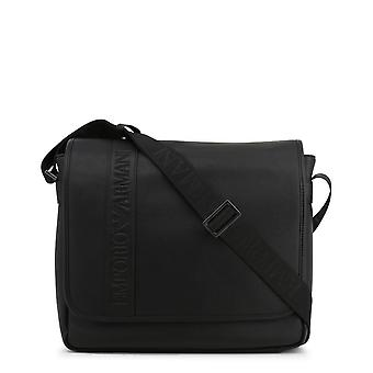 Emporio Armani Original Men All Year Crossbody Bag - Black Color 57307