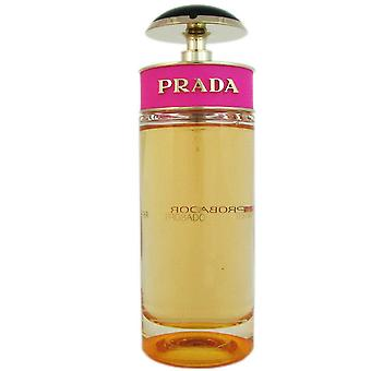 Prada candy for women by prada 2.7 oz eau de parfum spray tester