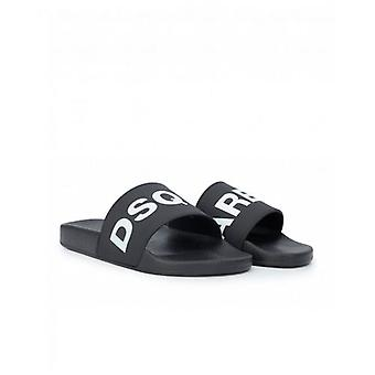 Dsquared2 Footwear Dsquared2 Logo Sliders