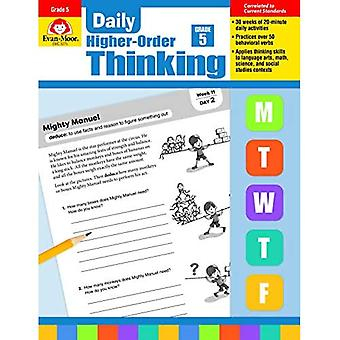 Daily Higher-Order Thinking,� Grade 5 (Daily Higher-Order Thinking)