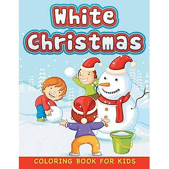 White Christmas Christmas coloring book for children 1 by Masters & Neil