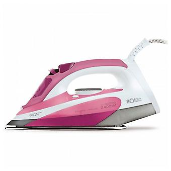 Steam Iron Solac PV2006 2400W Rose