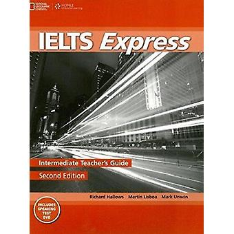 IELTS Express Intermediate Teacher's Guide + DVD by Martin Lisboa - 9