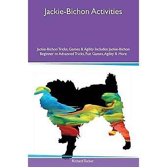 Jackie-Bichon Activities Jackie-Bichon Tricks - Games & Agility I