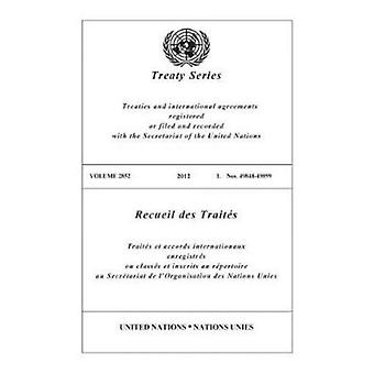 Treaty Series 2852 (English/French Edition) by United Nations Publica