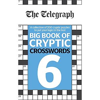 The Telegraph Big Book of Cryptic Crosswords 6