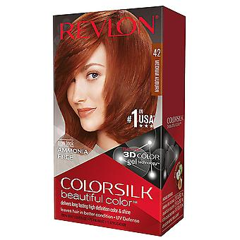Revlon Colorsilk Haircolor, Medium Auburn 42{ 2 Pack }