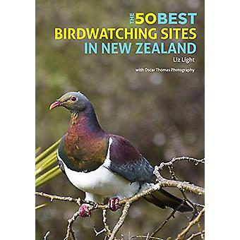 The 50 Best Birdwatching Sites In New Zealand by Liz Light - 97819120