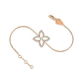 Baby Bracelet Hera 18K Gold and Diamonds