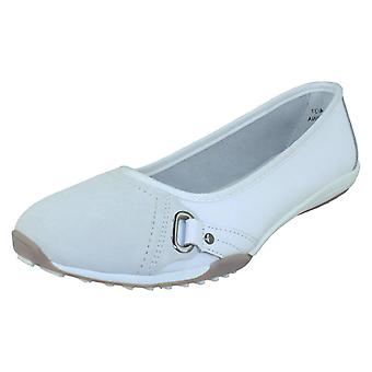 Ladies Down To Earth Casual Ballerinas F80453