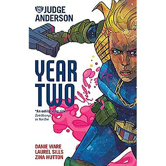 Judge Anderson - Year Two by Danie Ware - 9781781086186 Book