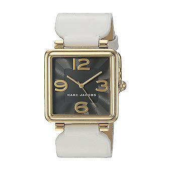 Marc Jacobs MJ1440 34mm Vic Black Dial Ladies Watch