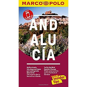 Andalucia Marco Polo Pocket Travel Guide - with pull out map by Marco