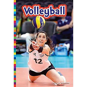 Volleyball by M K Osborne - 9781681525549 Book