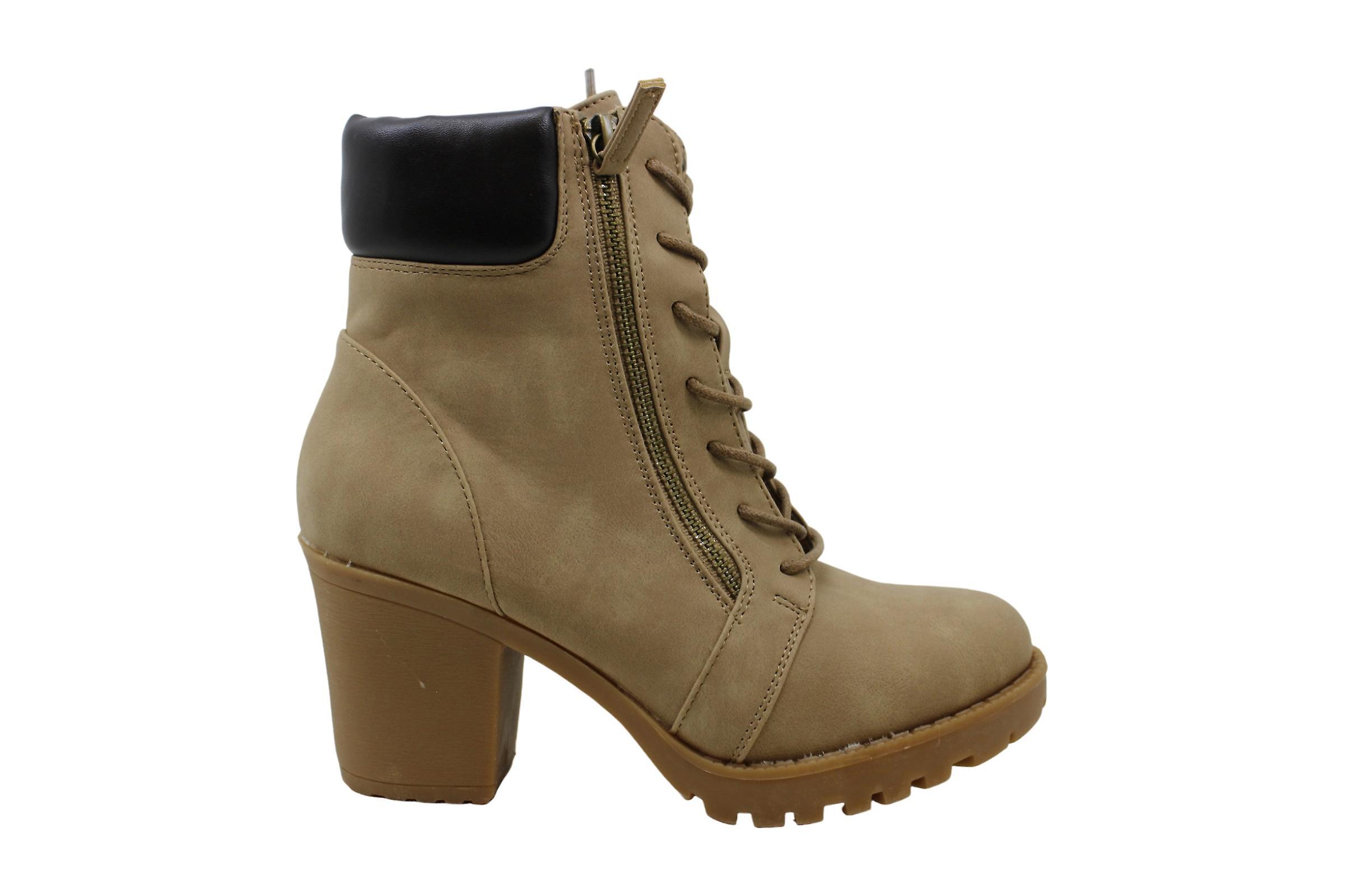 ZIGI SOHO Kayne Kobiety's Boot 8 B(M) US Wheat-Dark Brown svLx6