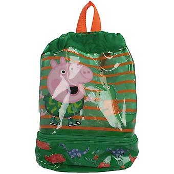 Trade Mark Collections Peppa Pig George Swim Bag