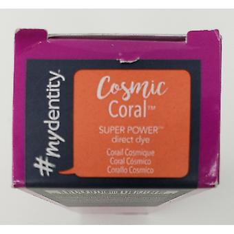 #mydentity Super Power Direct Dye - Cosmic Coral