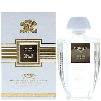 Creed Cedre Blanc Eau de Parfum 100ml Spray Unisex