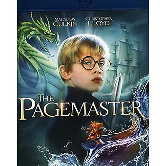 Pagemaster [BLU-RAY] USA import