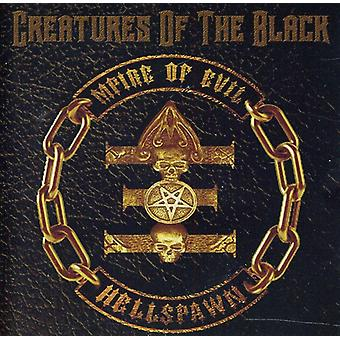 Mpire of Evil - Creatures of the Black [CD] USA import