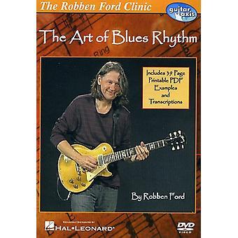 Robben Ford - Blues rytmi Art [DVD] USA tuonti