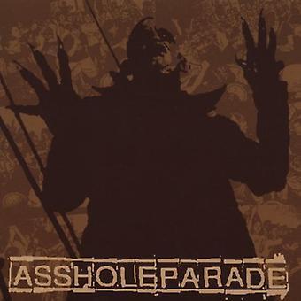 Assholeparade - Say Goodbye [CD] USA import