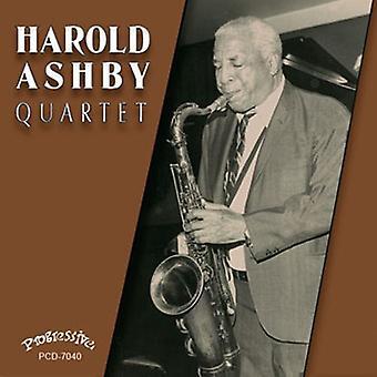 Harold Ashby - Harold Ashby Quartet [CD] USA import