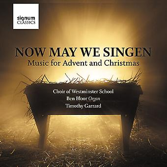 Now May We Singen [CD] USA import