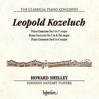 Howard Shelley - Classical Piano Concerto 4 [CD] USA import