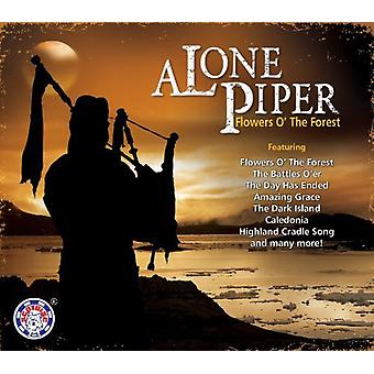 Pipe Major Derek Potter - Lone Piper (Flowers O the Forest) [CD] USA import