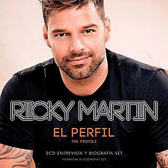 Ricky Martin - Profile [CD] USA import