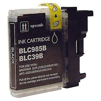 RudyTwos Replacement for Brother LC-985BK Ink Cartridge Black Compatible with MFC-J220, J265W, J410, DCP-J125, J315W, J415W, J515W