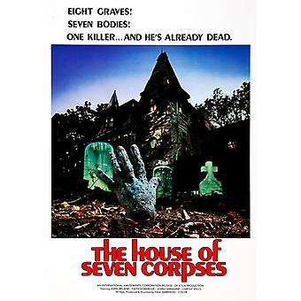 House of Seven Corpses [DVD] USA import