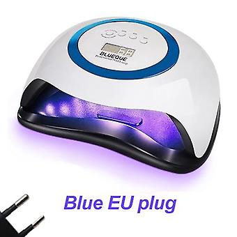 168w UV Gel Nail Lamp - Nail Dryer For All Gels With Smart Sensor and Timer Manicure