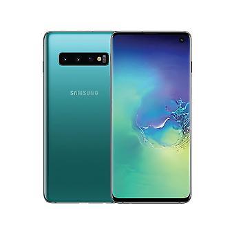 Samsung S10 8 + 128gb Einzelkarte grün Smartphone Original