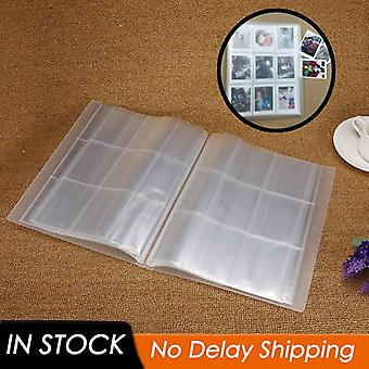 288 Pockets Transparent Photo Album