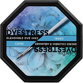 Clearsnap Colorbox Väriaine Sekoitettava väriaine Muste Täysikokoinen Capri