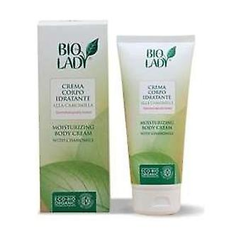 Organic Moisturizing Body Cream 200 ml