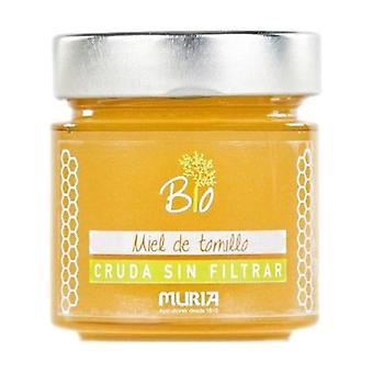 Raw honey thousand flowers Spain 320 g