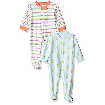 Essentials Girls' Kleinkind 2-Pack Schlaf und Spiel