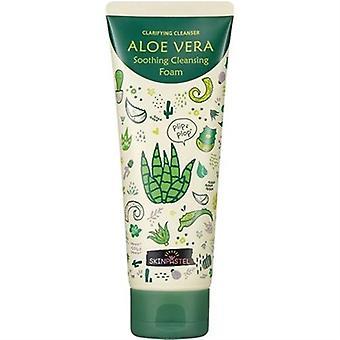 Skinpastel Aloe Vera Soothing Cleansing Foam 5.29oz / 150g