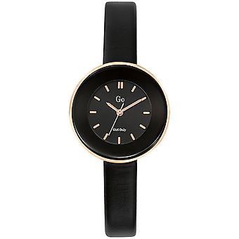 Go Girl Only 698829 - watch leather black woman