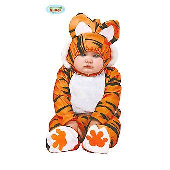 Baby Tiger costum pentru copii animale costum Safari prădator cat carnaval