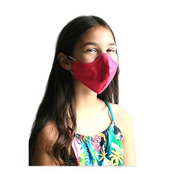 Ceris Pink Washable Mouth / Nose Protection, Children - Adults