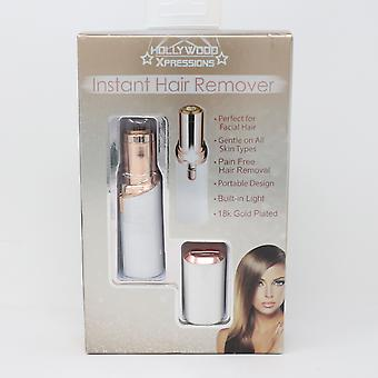 Hollywood Expressions Xpressions Intant Hair Remover Hair Remover   New With Box