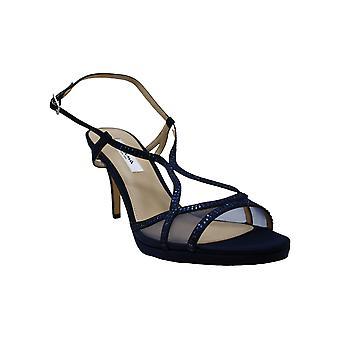 Nina Blossom Strappy verfraaid avond sandalen Vrouwen's Schoenen