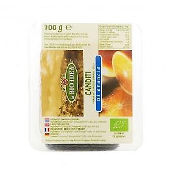 Идея Ла био - Цукаты оранжевый для выпекания - органическими