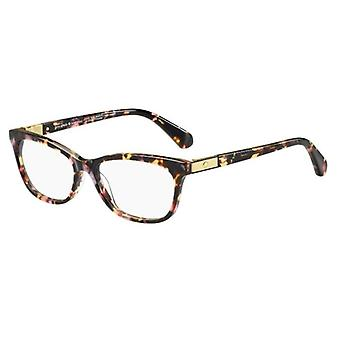 Kate Spade Amelinda HT8 Pink Havana Glasses