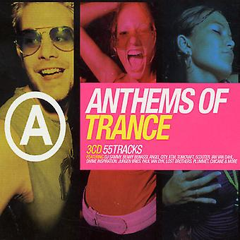 Anthems Of Trance [CD] USA import