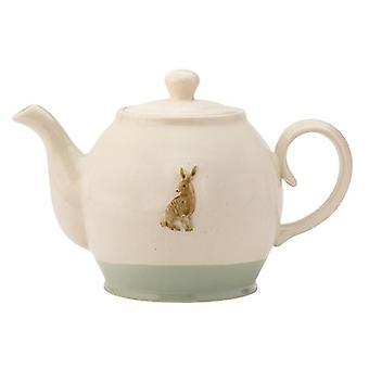 English Tableware Co. Edale Teapot, Hare
